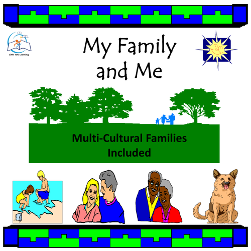 My Family and Me Activities