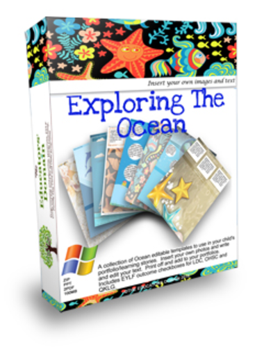 Exploring the Ocean Activity Pack