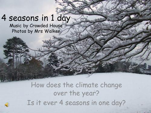 Seasons of the UK