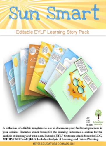 Sun Smart Editable Pack