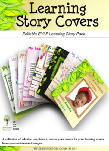 Covers Pack-Insert your own images