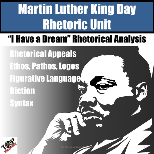 an analysis of martin luther king i have a dream