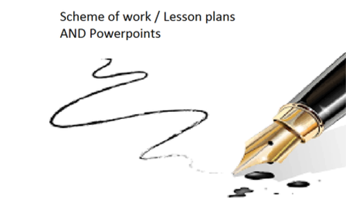 A-Level Physics - Newton's Laws of  Motion - 5 PowerPoints and lesson plans