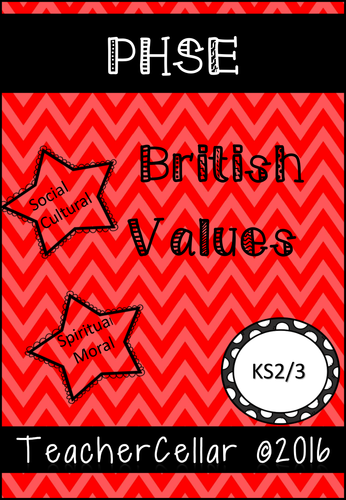British Values SMSC