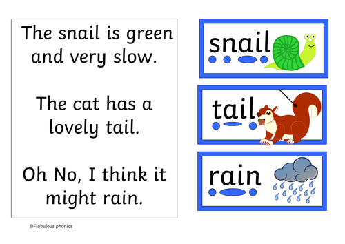 Flabulous Phonics - Teaching Resources - TES