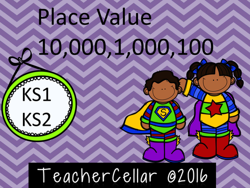 Maths Place Value Challenges