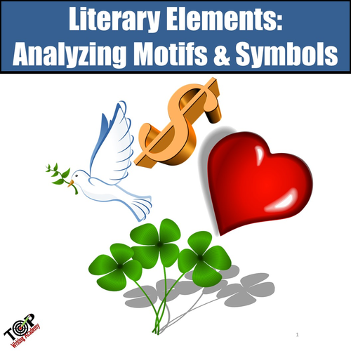 Literary Elements Analysis Symbols Motifs
