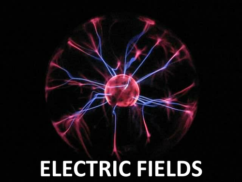 A Level Physics Electric Fields