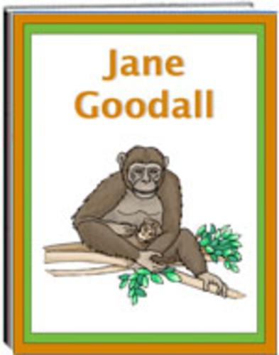 Jane Goodall - Literacy and Information eWorkbook