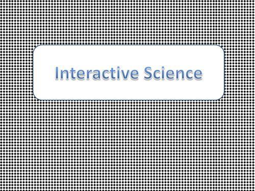 Interactive Science Notebook Journal