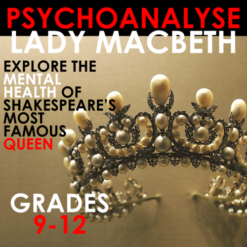 PSYCHOANALYSIS OF LADY MACBETH - Character Analysis of Shakespeare's Famous Queen!