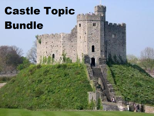 KS1 Castle toic bundle