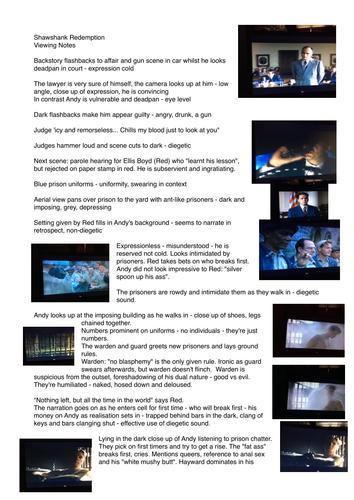 Shawshank Redemption Screenshot Revision