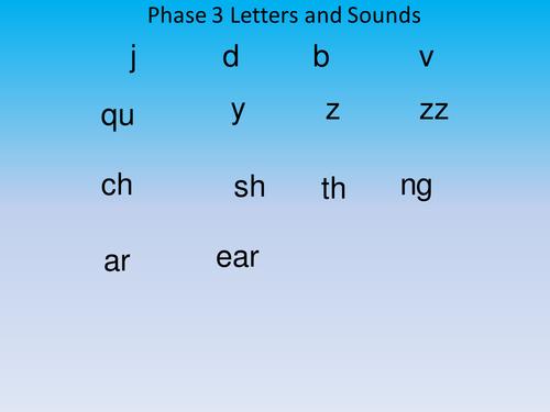 oa phonics observed lesson slides