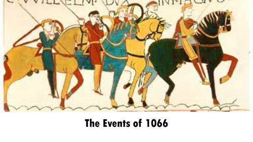 The Events of 1066