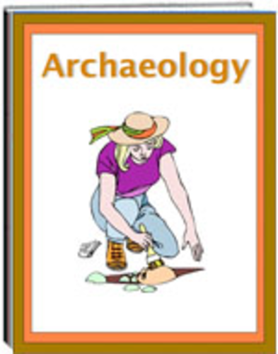 Archaeology - Literacy and Information eWorkbook