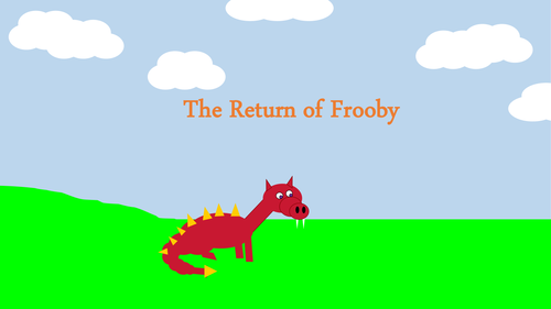 The Return of Frooby - symmetry