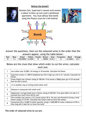 New AQA GCSE Physics Energy Lesson 7 Power