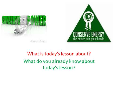 New AQA GCSE Physics Energy Lesson 10 Conservation of Energy