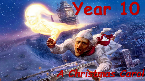 A Christmas Carol Ghost Of Christmas Past By Ruthrebekah