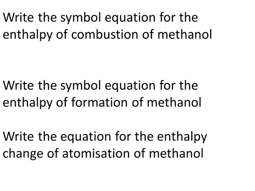 practical on enthalpy changes essay