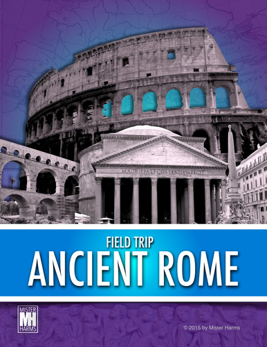 ANCIENT ROME: Travel Brochure History Project