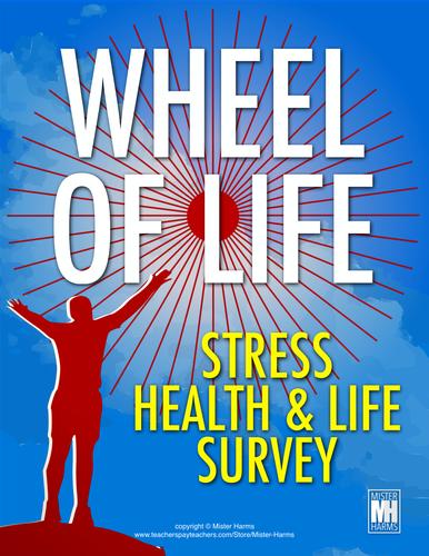 LIFE SURVEY: Stress, Health, Wellness & Life Assessment