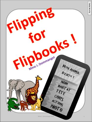 Animal Flipbook (French)