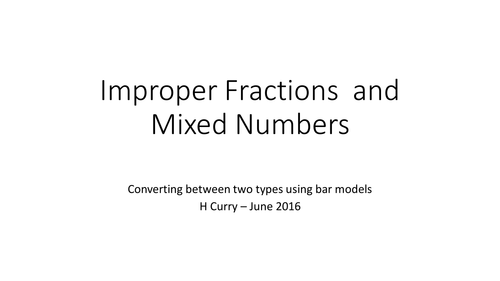 Mixed Numbers and Improper Fractions Codebreaker by alutwyche – Converting Improper Fractions to Mixed Numbers Worksheet