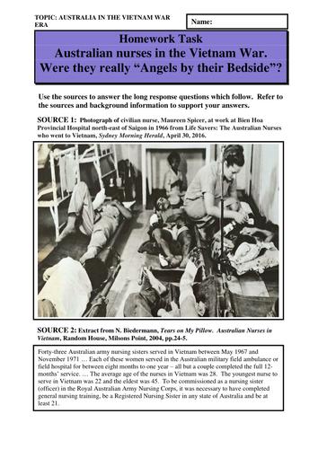 essay questions on the vietnam war