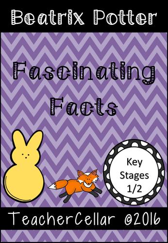 Beatrix Potter- Fascinating Facts