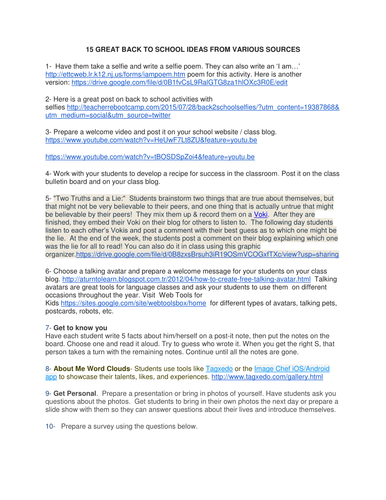 21st Century Literacies Shop - Teaching Resources - TES