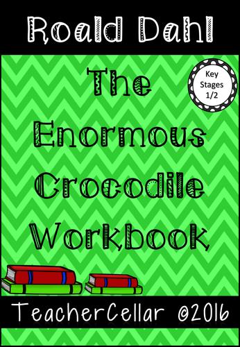 The Enormous Crocodile:- Roald Dahl