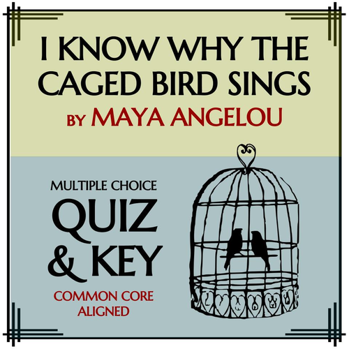 an analysis of why the caged bird sings In this generation we can only learn about racism, segregation, and the civil rights movementus as a whole can not even fathom what it.