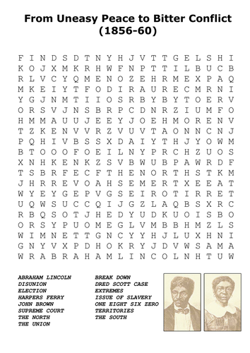CONFLICT Resolution - Free Printable PDF Word Search ...