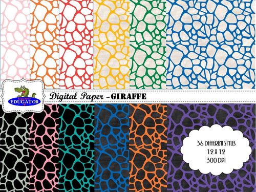 Giraffe Digital Paper
