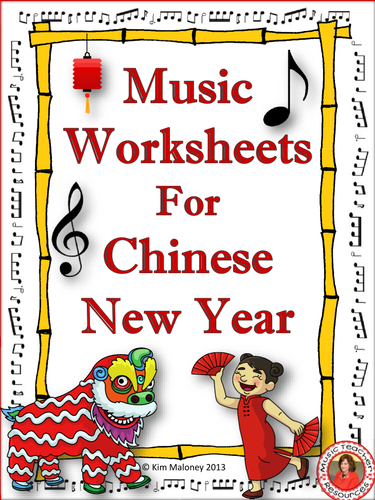 Chinese New Year Song Music By Pwilloughby3 Teaching