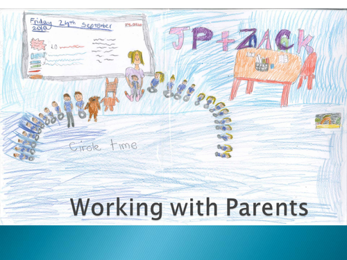 'Working with parents' lecture