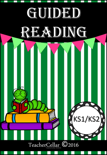Guided Reading Activity Cards