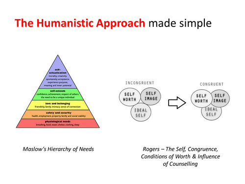 Humanistic approach made simple