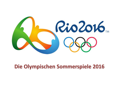 Die Olympischen Spiele 2016 Rio