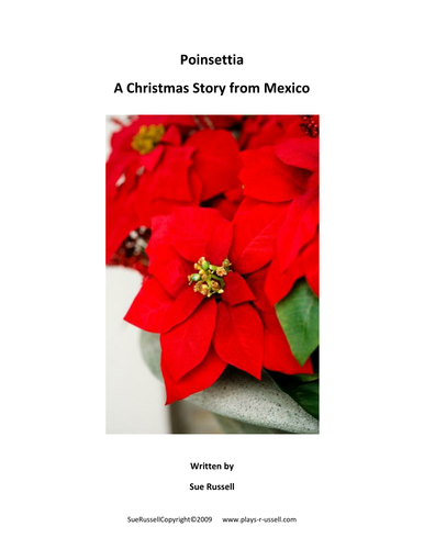 Poinsettia A Christmas Story from Mexico