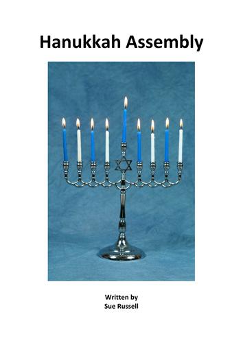 Hanukkah Class Play or Assembly