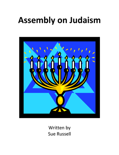 Judaism Class Play or Assembly