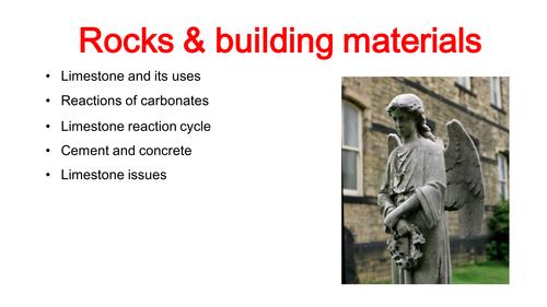 Limestone GCSE Chemistry