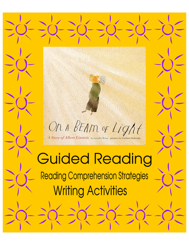 On a Beam of Light - Albert Einstein - Guided Reading