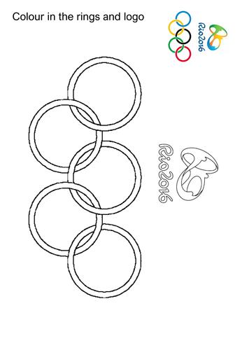Olympics Rio 2016 Vocabulary Activity Pack