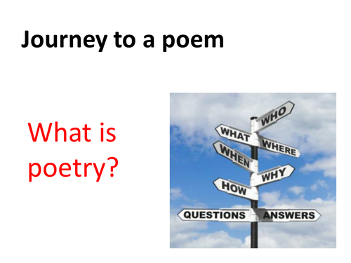 APP Journey to a Poem SOW