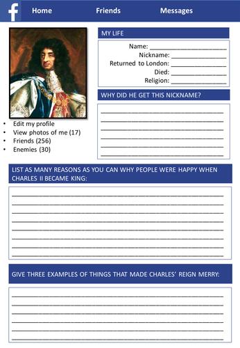 Merry Monarch Worksheet