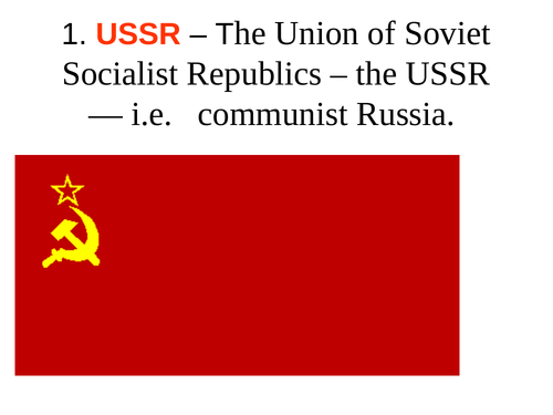 post communist russia essays